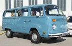Volkswagen Shows Off Its 40-Year History Of Electric Cars