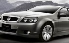 Holden launches WM series Statesman and Caprice