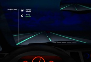 Now In The Netherlands: A Smart Highway That Glows In The Dark