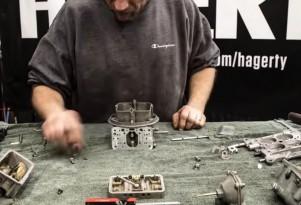 Holley carburetor rebuild