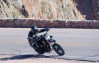 Electric motorcycles return to Pikes Peak to race into the clouds