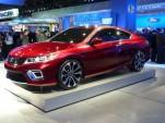 Honda Accord Coupe Concept  -  2012 Detroit Auto Show