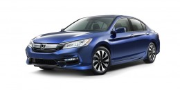 2017 Honda Accord Hybrid preview