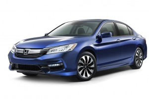 2017 Honda Accord Hybrid on sale this spring with 48-mpg gas mileage rating