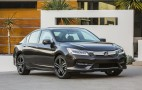2016 Honda Accord Gets Sharp New Look, Loads More Tech