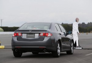 Should Safer Cars Get Credit For More MPG? Automaker Trade Group Says Yes