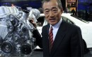Honda CEO Takeo Fukui