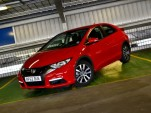 Honda Civic 1.6 i-DTEC diesel (European version)