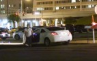 Honda Civic Coupe Still Runs After Being Hit By Train: Video
