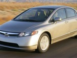 Honda Civic GX named greenest vehicle of 2008