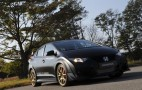 Honda Racing Driver Tests The 2015 Civic Type R: Video