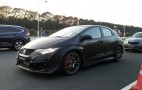 Honda Civic Type R 2.0-Liter VTEC Turbo Prototype: Driven