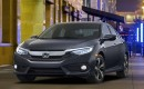 2016 Honda Civic Sedan: Sleek Lines, Turbo Engine, CVT For Efficiency