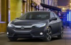 Watch The Highlights From The 2016 Honda Civic's Reveal: Video
