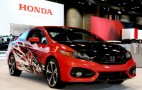 Honda Shows Gamer's Custom Forza Civic Si At Chicago Auto Show