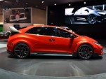 Honda Civic Type R Concept - 2014 Geneva Motor Show live photos