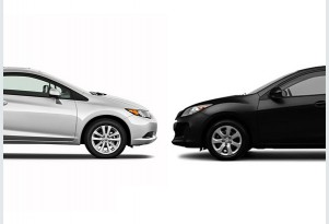 Honda Civic Vs. Mazda Mazda3: Compare Cars