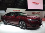 2017 Honda Clarity Preview Video