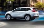 Honda CR-V Hybrid bows in Shanghai, nearly confirmed for US