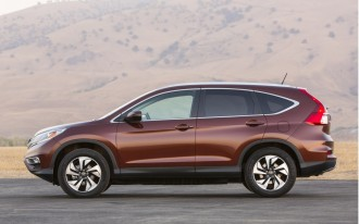 2015 Honda CR-V Goes On Sale Tomorrow, Priced From $23,320