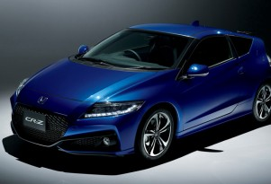 Honda CR-Z hybrid sport coupe production to end, apparently