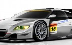 Honda Confirms CR-Z GT300 Hybrid Race Car, To Rival Prius