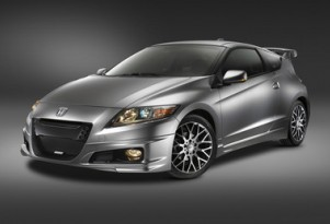 Honda CR-Z Mugen concept