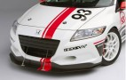 Honda CR-Z Racer To Kick Its Tail At Le Mans