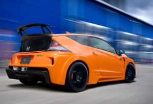 Honda CR-Z Mugen RR Concept Shows Hybrids Can Be Sporty