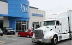 Honda Puts Hybrid Diesel/Electric Transport Truck Into Service
