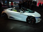 Honda EV-STER Concept Live Photos: 2012 Geneva Motor Show