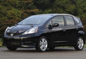 2015 Honda Fit: Powertrain Preview Drive