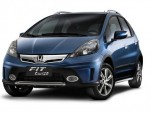 Honda Fit Twist crossover