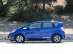 2013 Honda Fit EV: Video From First Drive Of All-Electric Car