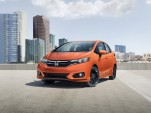 2018 Honda Fit: new safety features, style update, Sport model added
