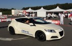 Honda's Electric Four-Motor CR-Z Prototype: We Drive It