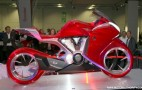 Honda shows V4 Concept motorcycle at Intermot