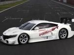 Honda NSX Concept-GT: Honda's Hybrid Racer Revealed