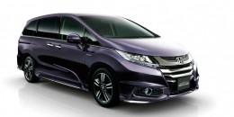 Honda Hybrid Minivan On Sale In Japan, Using Accord Hybrid System