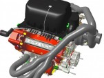 Honda Performance Development HR22T LMP1 engine