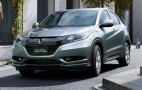 2015 Honda HR-V: Name For New Subcompact Crossover Based On Fit?