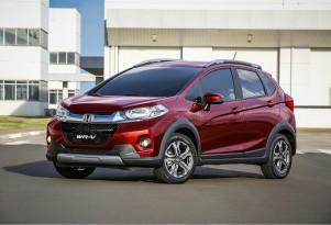 Honda WR-V: how to make a crossover from a small hatchback