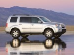 2009 Honda Pilot Earns Highest Possible Safety Ratings