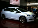 2010 Honda Insight Becomes Clearer at Paris Show