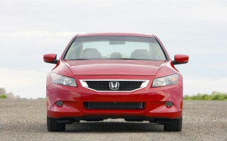 2008-2009 Honda Accord Recalled For Sudden Airbag Deployments