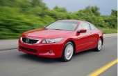 2009 Honda Accord Coupe Photos