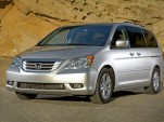 2008-2009 Honda Odyssey Recalled For Liftgate Problem