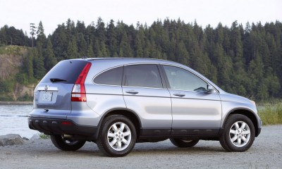 2009 Honda CR-V Photos