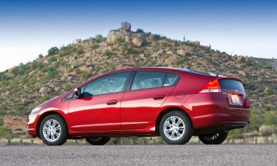 2010 Honda Insight Photos