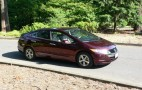 Honda FCX Clarity Production Fuel Cell Car Announced
